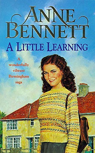 A Little Learning: Anne Bennett