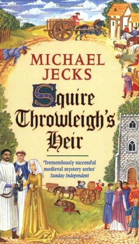 9780747259527: Squire Throwleigh's Heir (Knights Templar)
