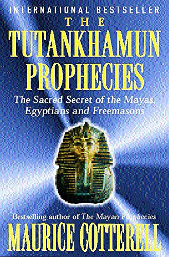 9780747260509: THE TUTANKHAMUN PROPHECIES