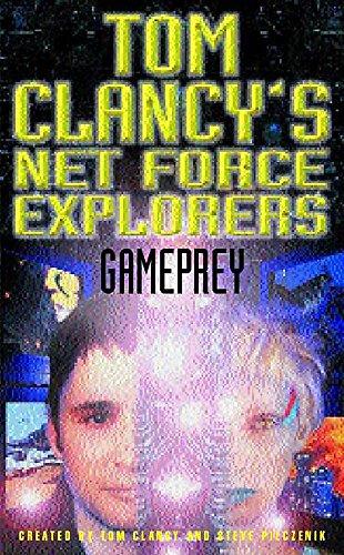 9780747261803: Gameprey (Tom Clancy's Net Force Explorers)