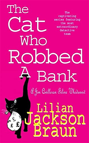 9780747262152: The Cat Who Robbed a Bank
