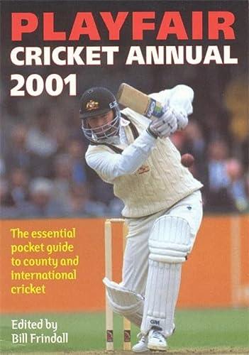 9780747264552: Natwest Playfair Cricket Annual 2001
