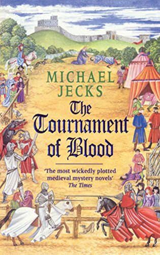 9780747266129: The Tournament of Blood (Knights Templar)