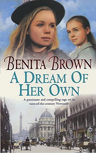 A Dream of her Own: A gripping: Brown, Benita