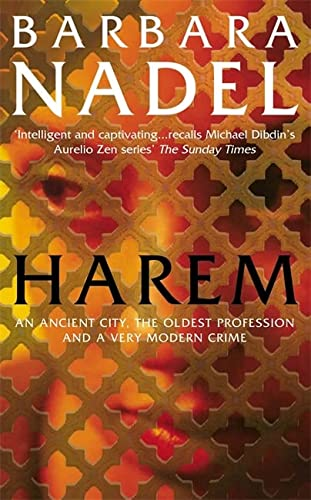 9780747267201: Harem (Inspector Ikmen Mystery 5): A powerful crime thriller set in the ancient city of Istanbul (Inspector Ikmen Mysteries)