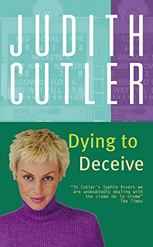 9780747268550: Dying to Deceive