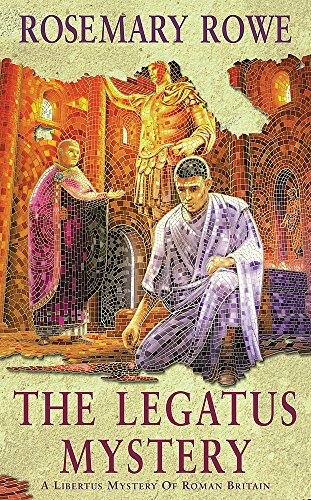 9780747269007: The Legatus Mystery