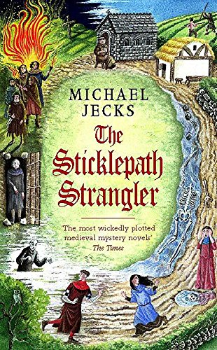 The Sticklepath Strangler ***SIGNED***: Michael Jecks