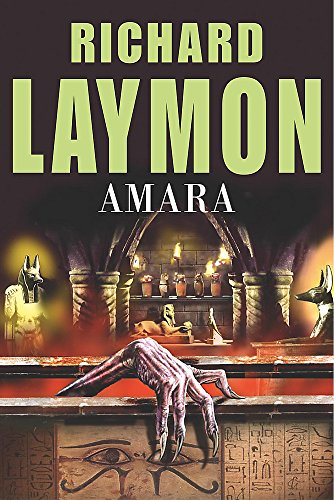 9780747269328: Amara: A chilling and riveting horror novel