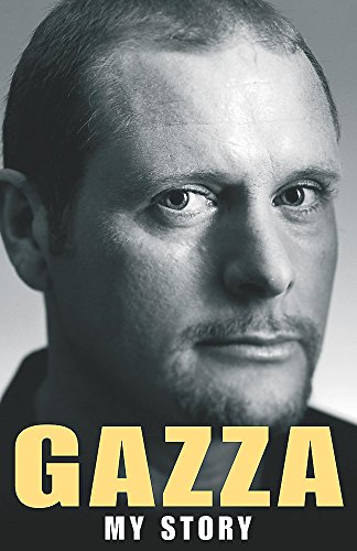 Gazza My Story (Signed Copy)