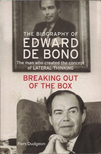 9780747271437: Breaking Out of the Box: The Biography of Edward De Bono