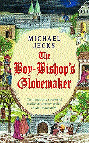 9780747272472: The Boy-Bishop's Glovemaker