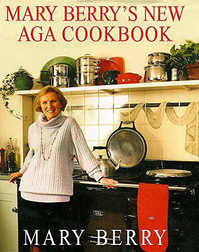 Mary Berry's New Aga Cookbook *** SIGNED: Berry, Mary