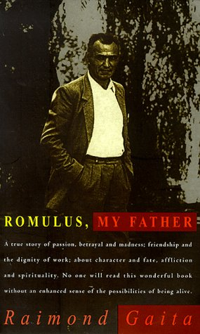 9780747273646: Romulus, My Father