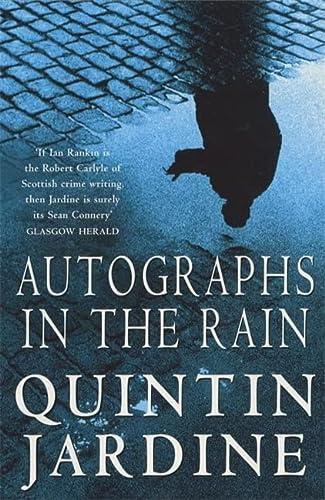 9780747273998: Autographs in the Rain