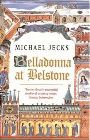 Belladonna at Belstone: Jecks, Michael