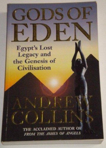 9780747275046: Gods of Eden