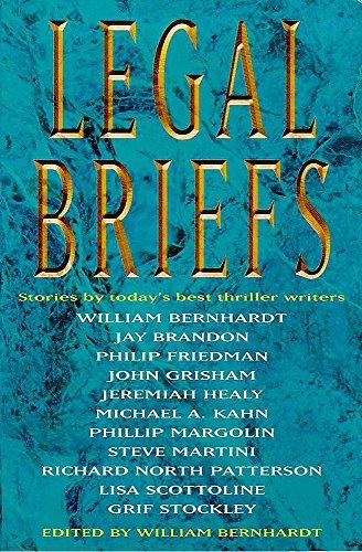 9780747275145: Legal Briefs