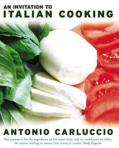 An Invitation to Italian Cooking: Carluccio, Antonio