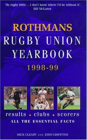 9780747276531: Rothman's Rugby Union Year Book 1998-99