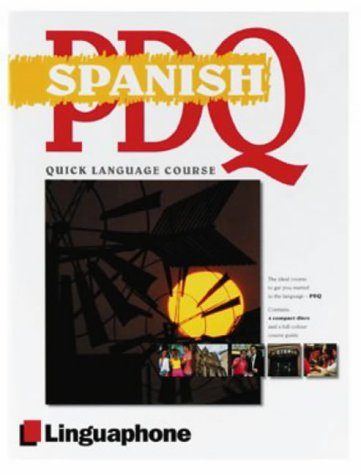 9780747308805: Linguaphone Pdq Spanish: Video