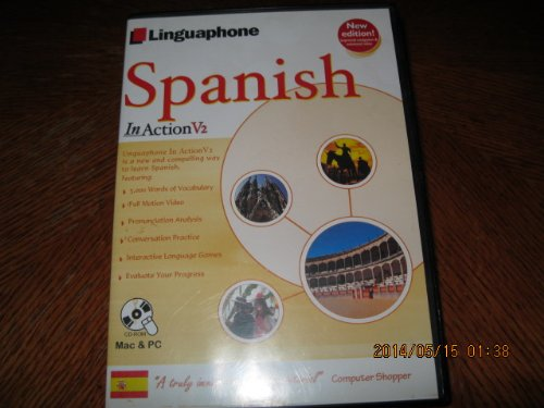 Spanish (Linguaphone in Action V2): Linguaphone Inst Ltd