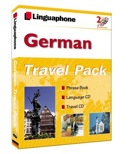 German CD Travel Pack (Linguaphone Travel Pack): Linguaphone