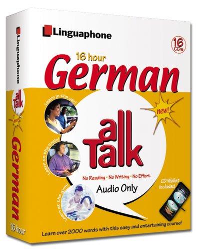 9780747309956: German All Talk (Linguaphone)