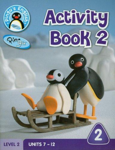 9780747310563: Pingu's English Activity Book 2 Level 2