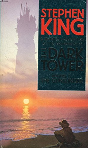 Dark Tower 1:Gunslinger: The Gunslinger, King, Stephen, Used; Good Book