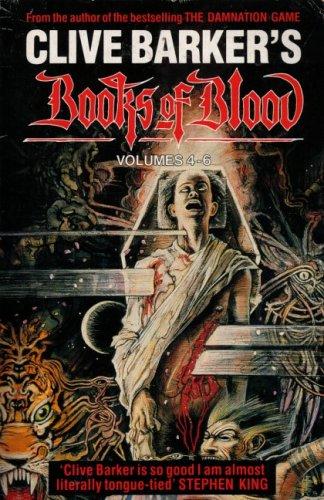 9780747401650: Books Of Blood Omnibus 2: Volumes 4-6: v. 4-6