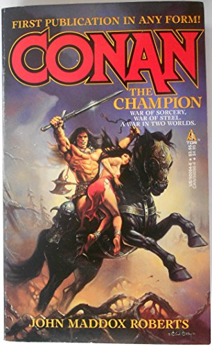 9780747401728: Conan the Champion