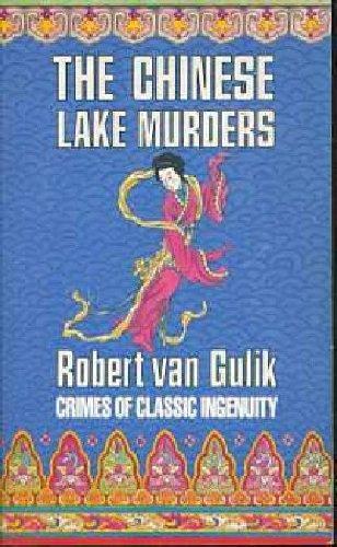 9780747401742: Chinese Lake Murders
