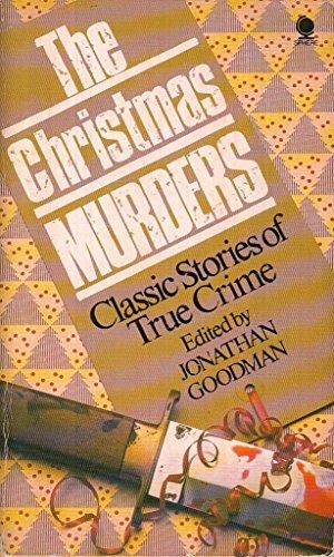 Christmas Murders: Goodman, Jonathan (edited