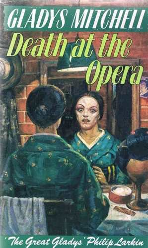 9780747402541: Death at the Opera