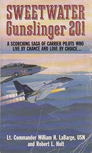 Sweetwater, Gunslinger 20: LaBarge, Lt. Commander