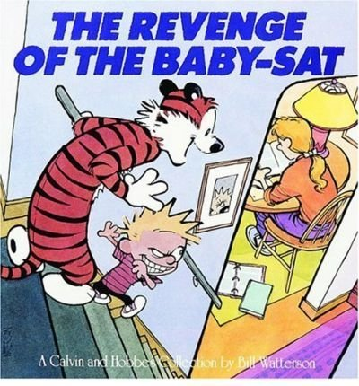 9780747409397: Calvin and Hobbes' Revenge of the Baby-sat