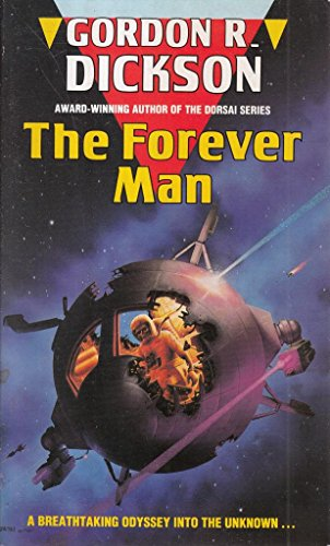 9780747409526: The Forever Man