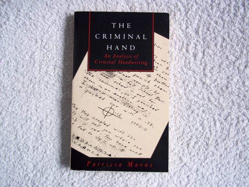 9780747409533: The Criminal Hand