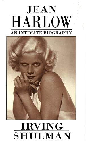 9780747409885: Jean Harlow: An Intimate Biography