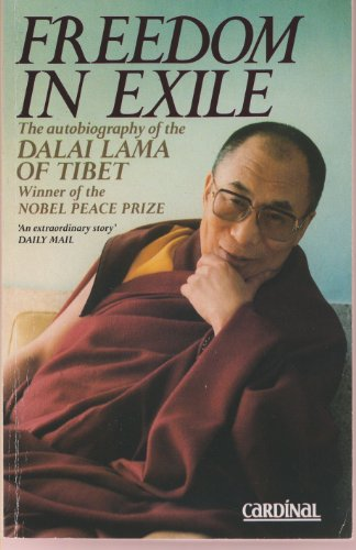 9780747410065: Freedom In Exile: The Autobiography of the Dalai Lama of Tibet