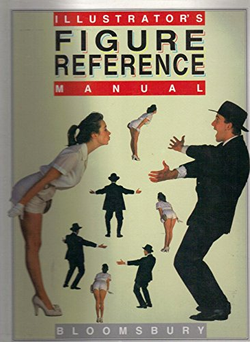 9780747500087: The Illustrator's Figure Reference Manual