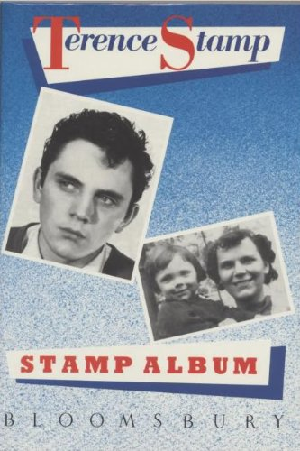Stamp Album Signed By Author: Stamp, Terence