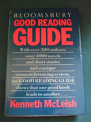9780747500797: Bloomsbury Good Reading Guide