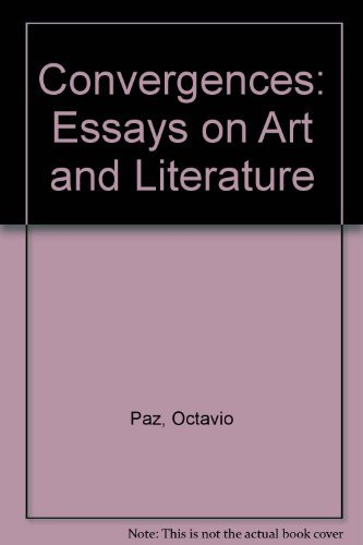 9780747501060: Convergences: Essays on Art and Literature