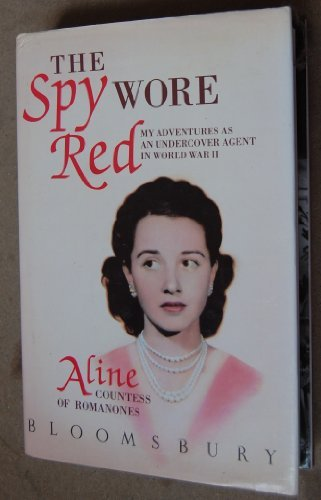 9780747501121: The Spy Wore Red