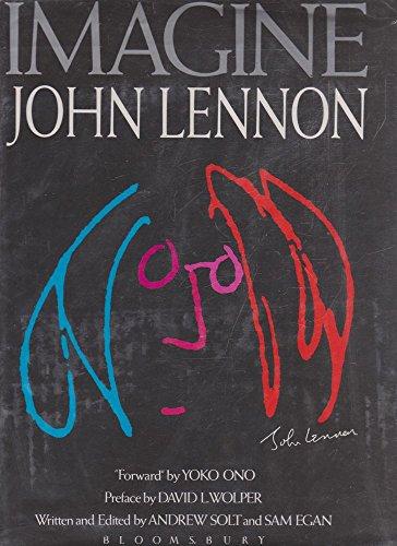 9780747501886: Imagine John Lennon