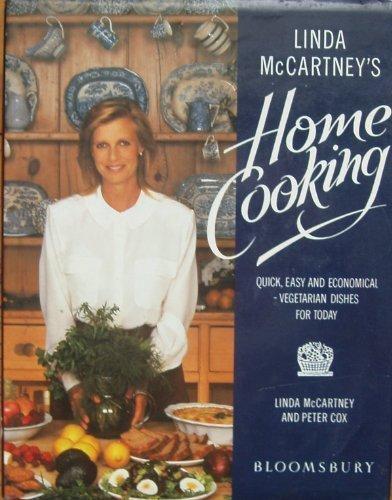 Home Cooking: McCartney, Linda; Cox, Peter