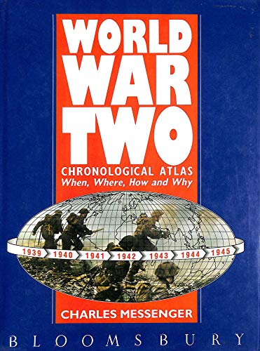 9780747502296: World War II: Chronological Atlas