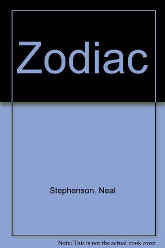 9780747502623: Zodiac
